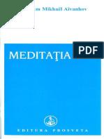 Aivanhov -meditatia