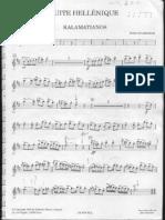 Suite Hellenique - Saxofone e Piano