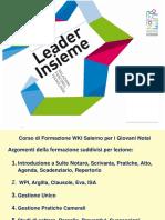 Corso Notaio 2016-17