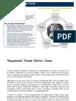 Trend vs Megatrend Basic