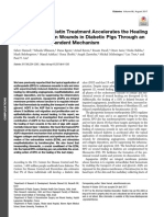 Hamed Et Al. Diabetes - 2017 - Topical EPO Treatment Accelerates the Healing of Burns in Diabetic Pigs via AqP-3