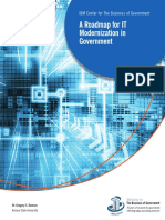 A Roadmap for IT Modernization in Government