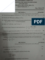 amity university exam papers
