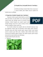 Pengertian Limbah Organik Dan Anorganik Beserta Contohnya
