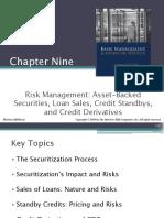 Chapter 09 Risk Management