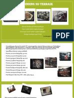Hiasan Dinding 3D Ruang Kerja Modern Fast Respon Call, Sms, WA