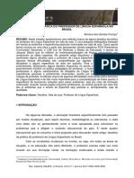 Desafios Da Pr_tica Do Professor de L_ngua Espanhola No Brasil
