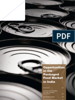Opportunities in the Packaged Food Market in India