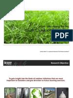 Outdoor Nation Youth Outdoor Priorities Report