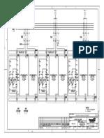 Diagrama elemental alterna de motor interruptor subestación 220kV