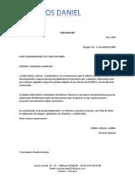 FORMATO DE CIRCULARES