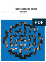 Truth Justice Memory Center Activity Report (2015-2016)