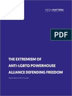 The extremism of anti-LGBTQ powerhouse Alliance Defending Freedom