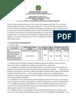 UFCA 10-08-2015 (M) Música 3 Vagas