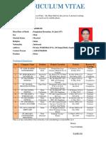CV Fitter Fahrudi