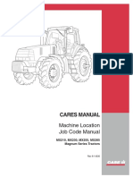 Case IH MX Tractor SRT Manual