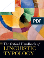 [Oxford Handbooks] Jae Jung Song - The Oxford Handbook of Linguistic Typology (2010, Oxford University Press).pdf