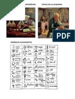 Quimica de La Antigüedadepoca de La Alquimia