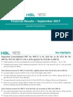 Investor Presentation - Sep 17