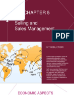 Selling and Sales Management - Chapter 5