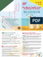Le cahier de vacances politiques du PCF