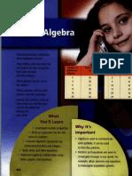 Math Makes Sense 8 Textbook - Unit 10