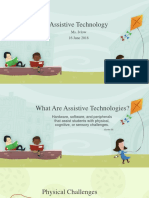 ivlow assistive technology
