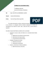 Informe-Hector Luis Medrano Llanos