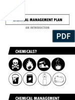 Chemical Management Plan (Revised)