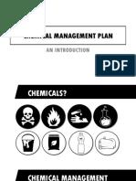 Chemical Management Plan (Revised)