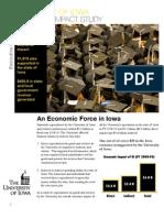 UI Economic Impact Executive Summary