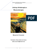Arteterapia e Musicoterapia - Manual Formando