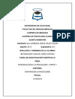 Historia de La Psicología Expo
