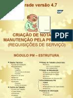 Manual PM Criação de Notas pela Produção versão 4.7.ppt