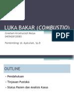 Luka Bakar - Gresham Arceliusindi Mulya