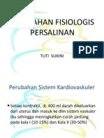 1. Perubahan Fisiologis Kala2