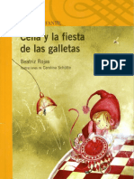 Celia y La Fiesta de Galletas