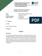 Sección 4 Medidas de Caudal David Paredes