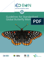 Guidelines for Standardised Global Butterfly Monitoring