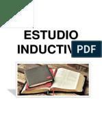 ESTUDIO INDUCTIVO