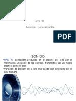 Acustica Generalidades
