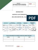 INS-CCMC-EM.tsf-003 Rev. 0 Respuesta Ante Emergencia