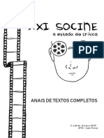 Anais de Textos Completos Do XXI Encontro da SOCINE (2017)