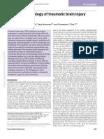 The Pathophysiology of Traumatic Brain Injury at a Glance