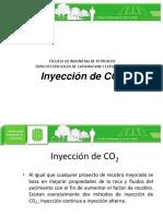 Inyección de CO2