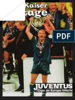 Vintage Juve 96