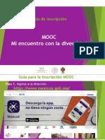 Guía de Inscripción MOOC