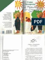 Livro Como interpretar os desenhos das crianças - Nicole Bédard.pdf