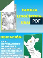 Familia Linguística Urarina - Perú