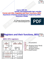 Lec 4 Registers and Their Functions